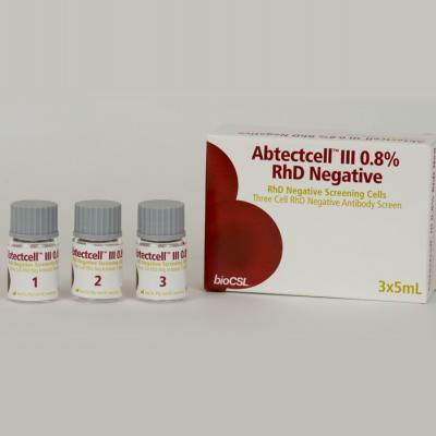 Abtectcell III™ 0.8% RhD Negative