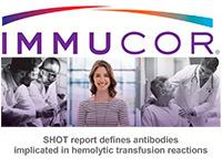 SHOT report defines antibodies